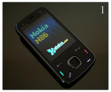 Nokia N86 8MP, análisis (primera parte)