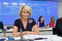 Esperanza Aguirre en todo su esplendor en siete actos