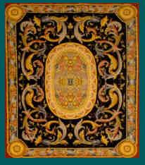Pisa una aut ntica alfombra oriental en barcelona con - Alfombras persas barcelona ...