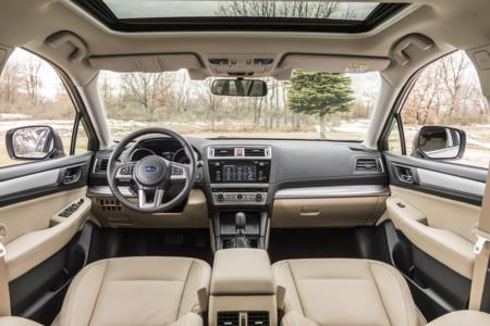 Subaru Outback 2015 14