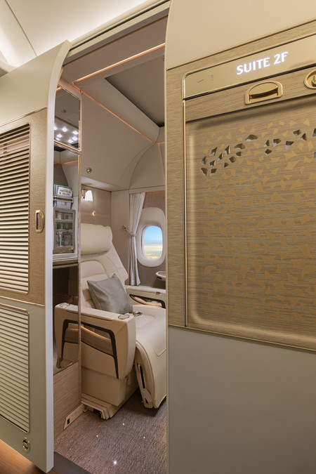 Emirates Airways Suite Lujo