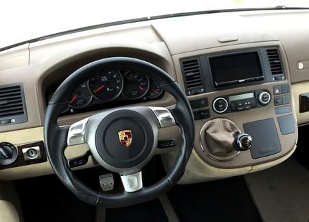 Volkswagen T5 Multivan Porsche Turbo