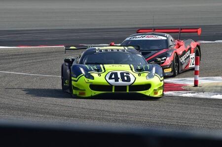 Ferrari descarta a Valentino Rossi para correr las 24 Horas de Le Mans con su hiperdeportivo