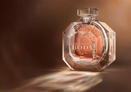 Burberry presenta la edición limitada de su perfume 'Body'
