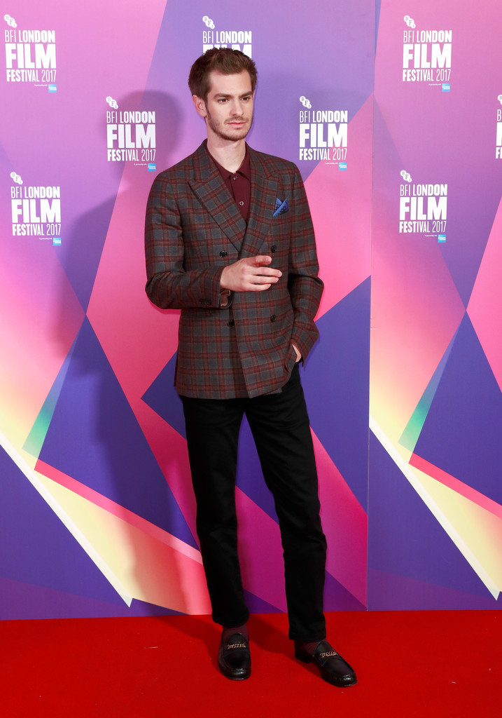 Andrew Garfield Breathe London Premiere 3