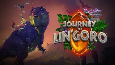 Viaje a Un'Goro es la nueva expansión de Hearthstone que llegará en abril