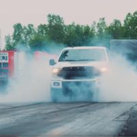 Roush 4x4 Nitemare F-150 ya es oficialmente la pick-up de producción más rápida del mundo