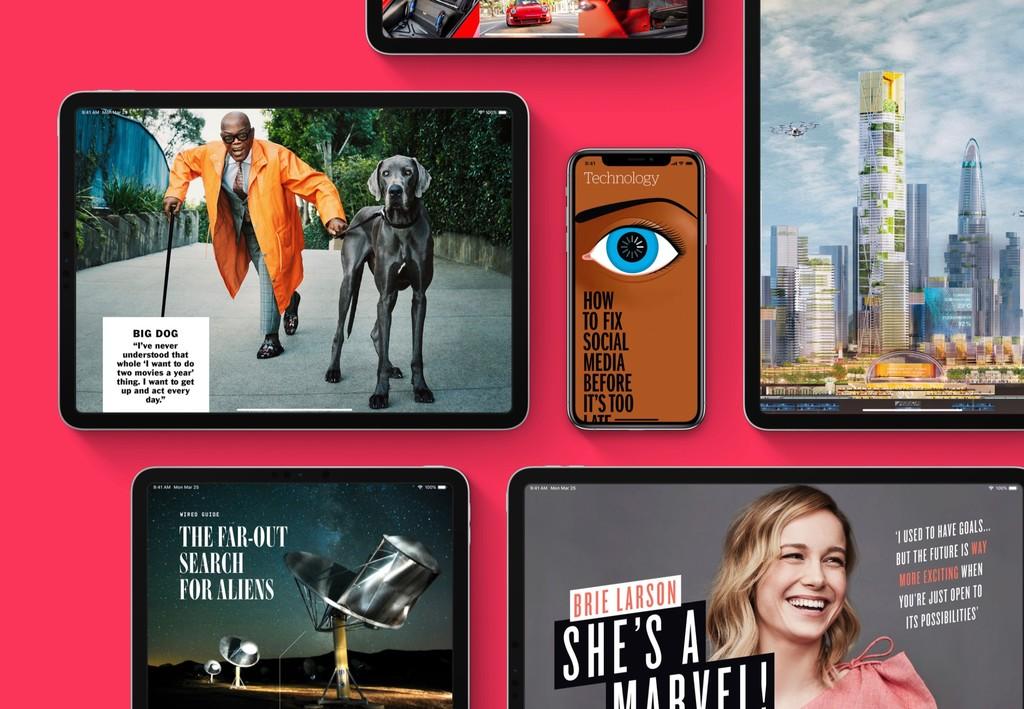 Apple News+ sigue su expansión: llega a Reino Unido y Australia
