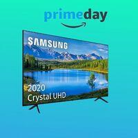 """Este Smart TV 4K Samsung de 65"""" es el ofertón del Prime Day que estabas esperando: llévatelo por 250 euros menos y envío gratis"""