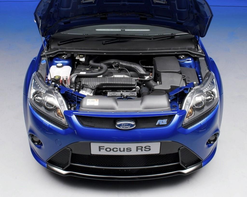 Foto de Ford Focus RS Azul Racing (7/8)