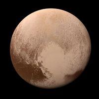 Este vídeo nos hace soñar e imaginar que estamos aterrizando en la superficie de Plutón