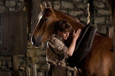 'War Horse (Caballo de batalla)', la película