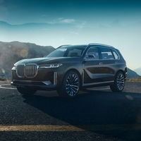 BMW X7 iPerformance Concept: así será el Serie 7 de los SUV