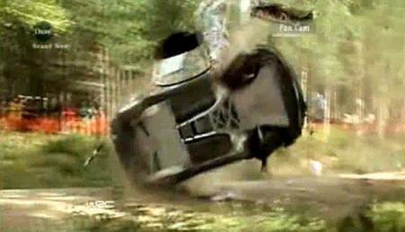 Las mejores imágenes del Rally de Finlandia