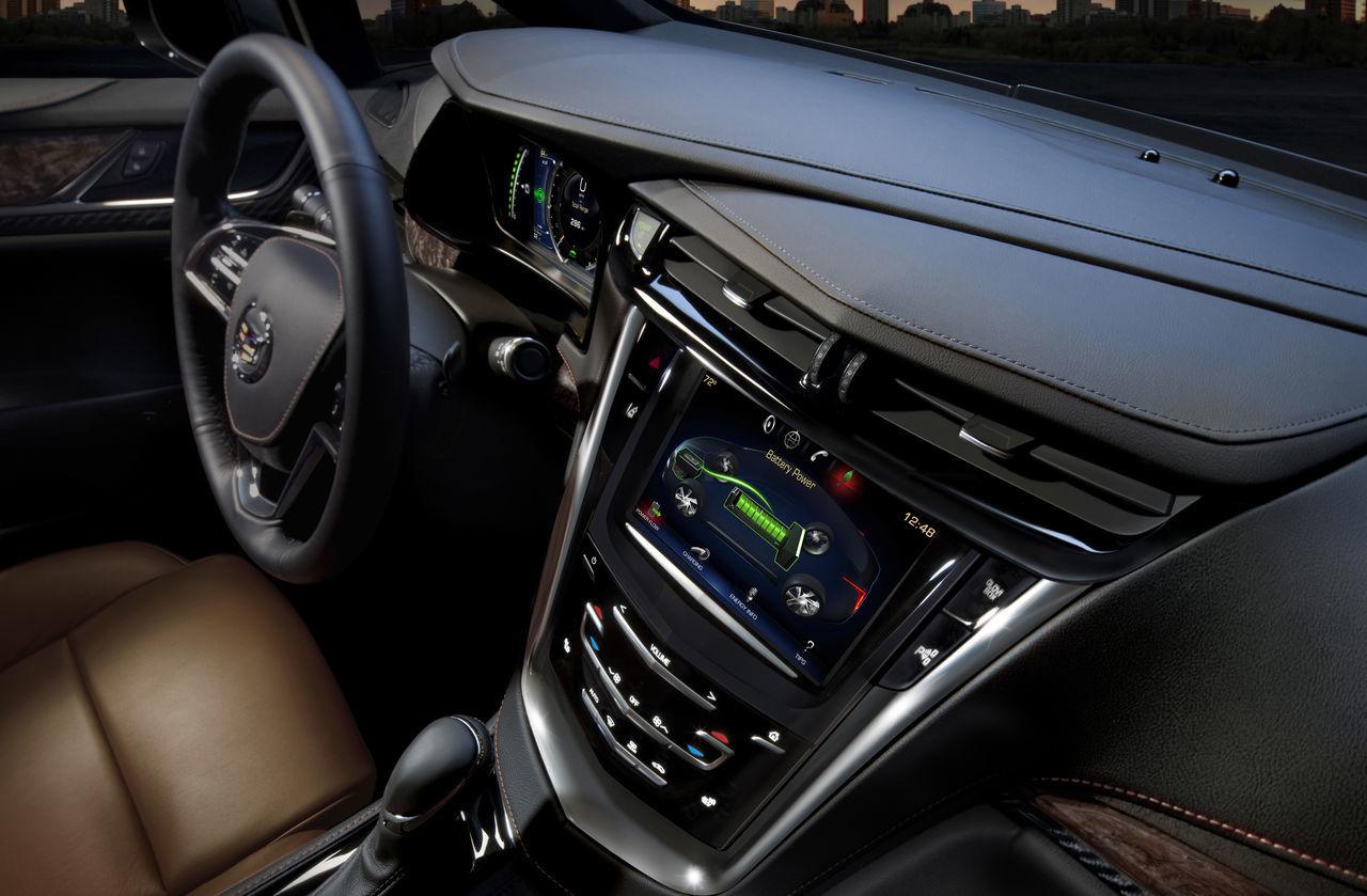 Foto de 2014 Cadillac ELR (15/21)