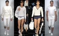 Tendencia Primavera-Verano 2009: Combinación negro y blanco