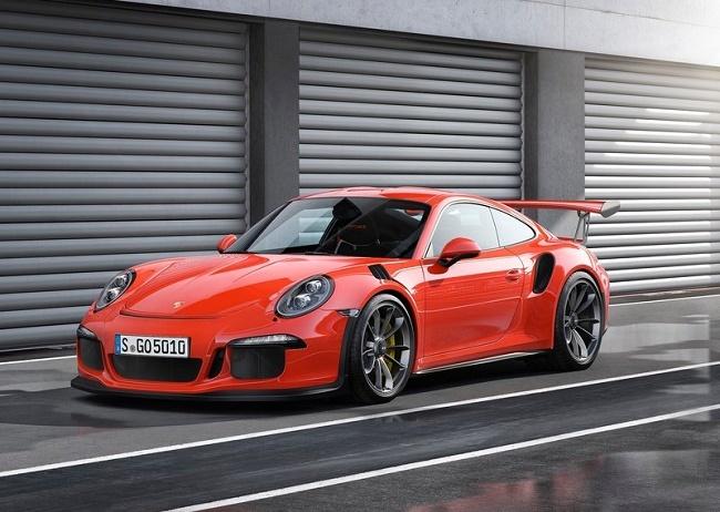 Foto de Porsche 911 GT3 RS (2/8)