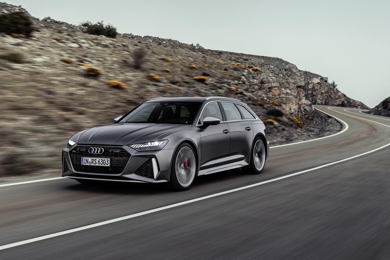 Foto de Audi RS 6 Avant 2020 (1/18)