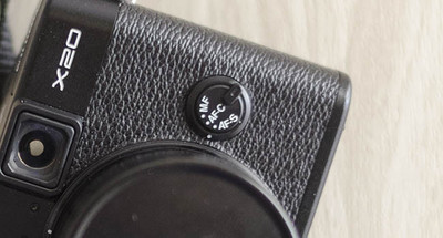 Fujifilm X20, análisis