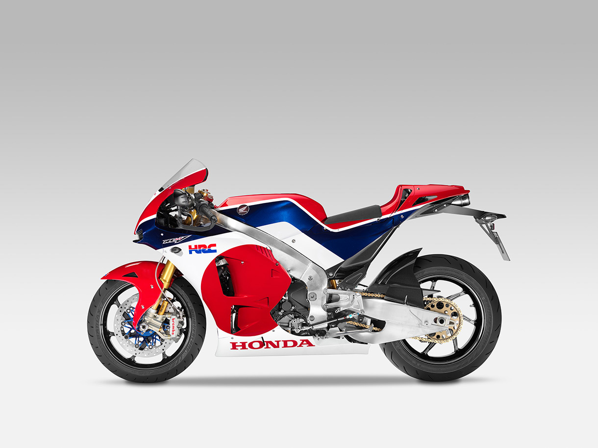 Foto de Honda RC213V-S, MotoGP para la calle (6/7)