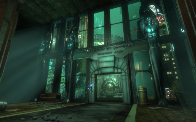 Bioshock The Collection Rapture