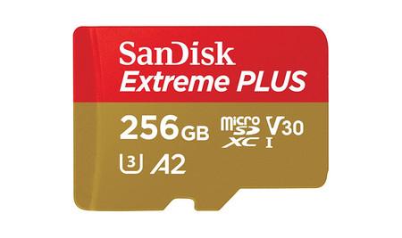 Sandisk Extreme Plus Microsdxc 256