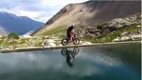 Julien Dupont se aburre de las ciudades y se va a los Alpes franceses