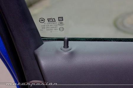 Opel Mokka, cierre de las puertas