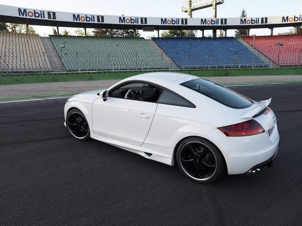 Audi Tt Tuneado Por Ppi 3 6