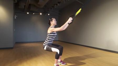 TRX para principiantes: un circuito completo para comenzar a entrenar