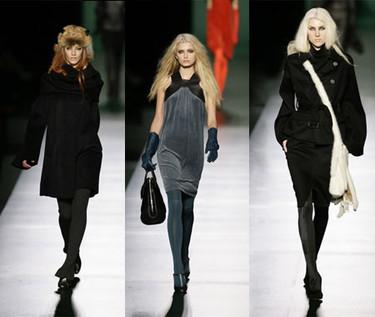 Jean-Paul Gaultier en la Semana de la Moda de París Otoño-Invierno 2008/09