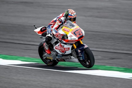 Sam Lowes Gresini Moto2 Federal Oil Silverstone Moto2 2016