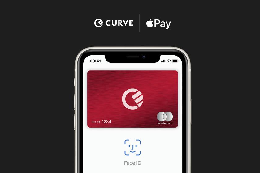 El servicio de banca Curve anuncia compatibilidad con Apple Pay en Europa