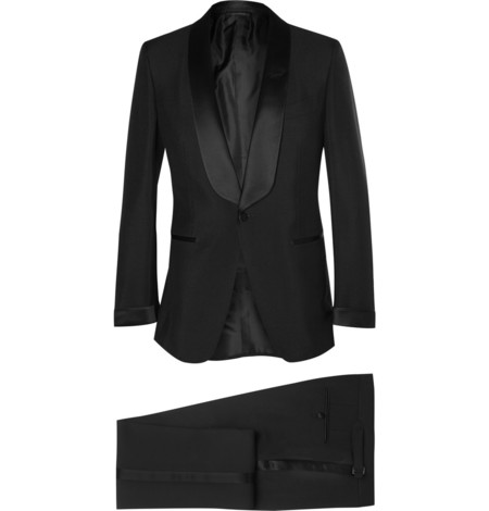 David Bekcham Unicef Tom Ford Tuxedo Trendencias Hombre
