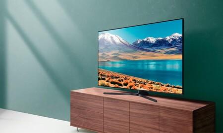 La Samsung 65TU8505 es un auténtico chollazo por 649 euros. MediaMarkt te la deja superrebajada en su campaña Renove de descuentos directos