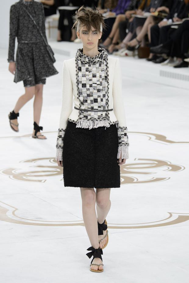 Foto de Chanel Alta Costura Otoño-Invierno 2014/2015 (76/79)