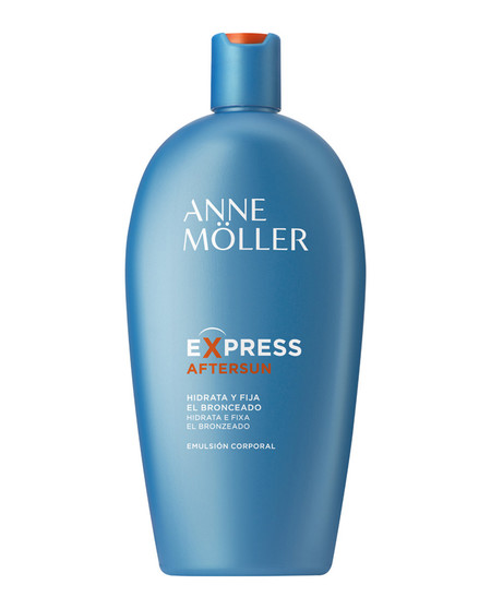 After Sun Express De Anne Moller