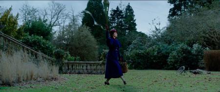 Mary Poppins Llegada