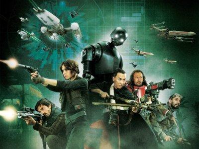 'Rogue One: Una historia de Star Wars', nuevas imágenes y detalles sobre los personajes