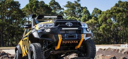 Toyota Hilux Tonka Concept: tan feo y bruto que no podrás dejar de mirarlo