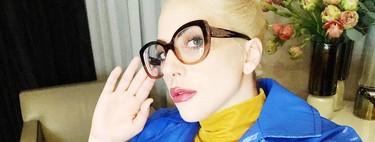 Hay gafas, gafotas y luego están los modelos de Lady Gaga