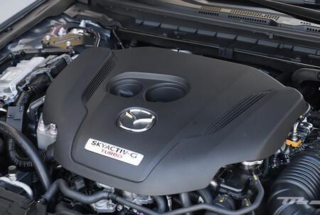 Mazda 3 Turbo Signature Mexico Opiniones Prueba 37