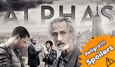 'Alphas' cierra una segunda temporada más arriesgada