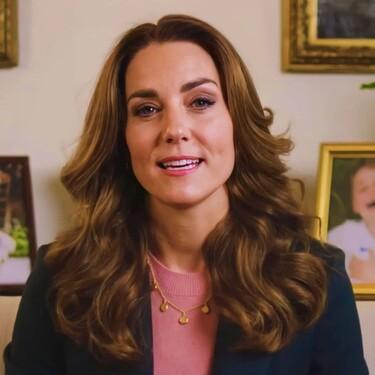 Kate Middleton apuesta por un total look de Massimo Dutti y el resultado es perfecto para un look de oficina