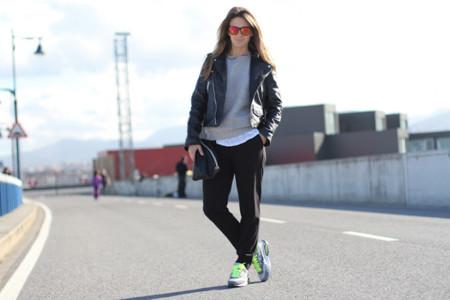 Clochet con Nike Air Max