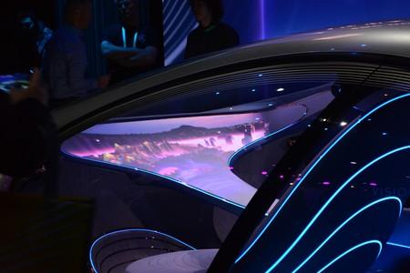 Mercedes Benz Vision Avtr Concept 12