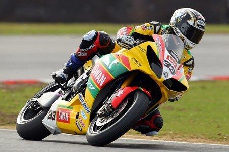 Tommy Hill en el reto Yamaha