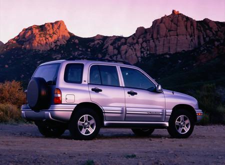 Chevrolet Tracker 2001 1280 0c
