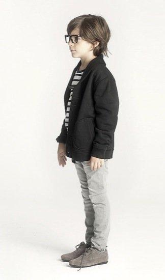 Zara, colección Otoño-Invierno 2010/2011: la ropa para los niños y las niñas I