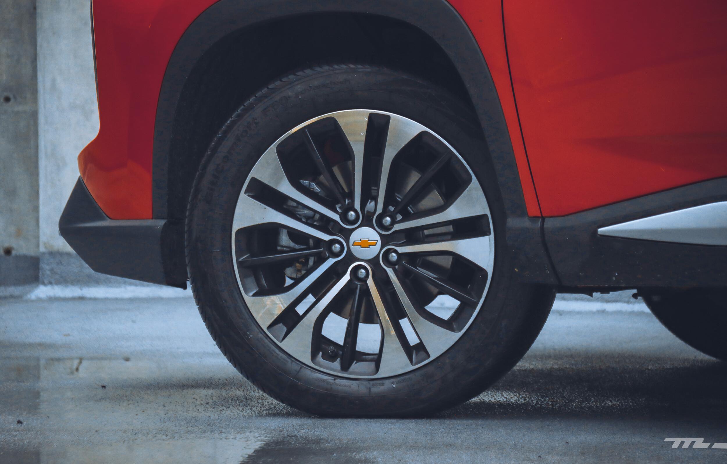 Foto de Chevrolet Captiva 2022 (12/54)